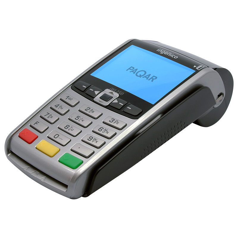 Ingenico iWL250 Wireless POS Skimmer